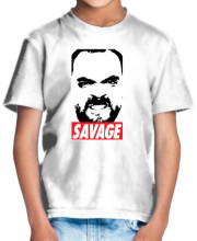 Kids Savage Sam T Shirt