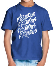 Kids Rich N Famous T Shirt