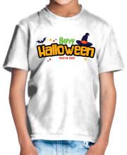 Unisex Halloween Kids Tshirt