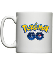 Pokemon Go Custom Mug