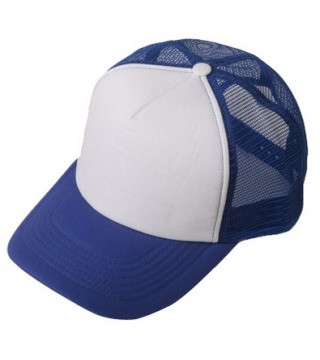 Cotton Trucker Mesh Cap