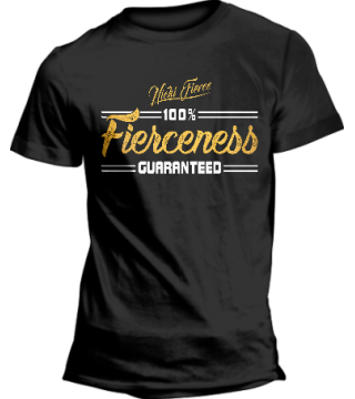 Nicki Fierce T Shirt