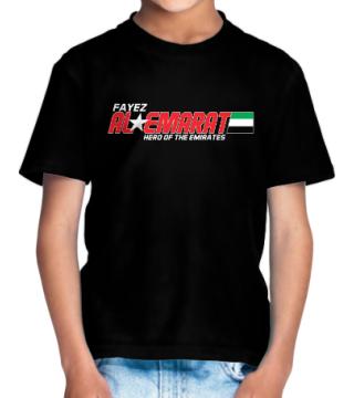 Kids Fayez Al Emarat T Shirt