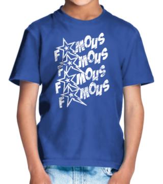 Kids Rich N Famous T Shirt