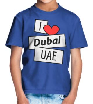 I love Dubai UAE