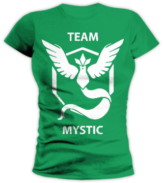 Team Mystic - Women