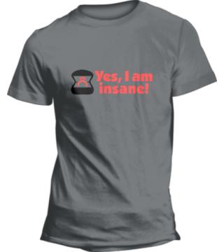 I am insane