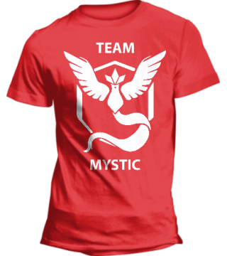 Team Mystic - Men