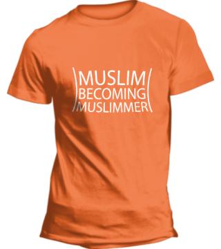 Muslim becoming Muslimmer