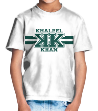 Kids Khaleel Khan T Shirt