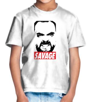 Kids Savage Sam T Shirt